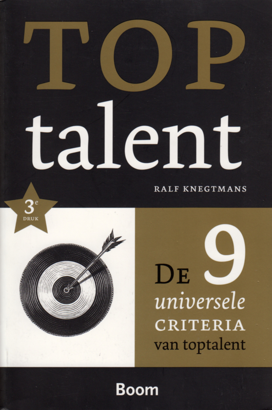 Toptalent, Ralf Knegtmans
