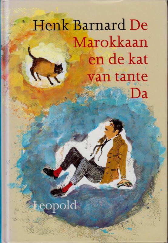 De Marokkaan en de kat van tante Da, Henk Barnard