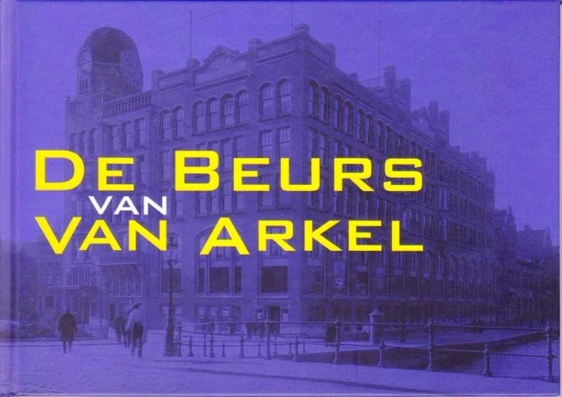De Beurs van Van Arkel, NIEUW BOEK