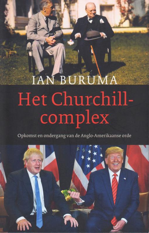 Het Churchillcomplex, Ian Buruma