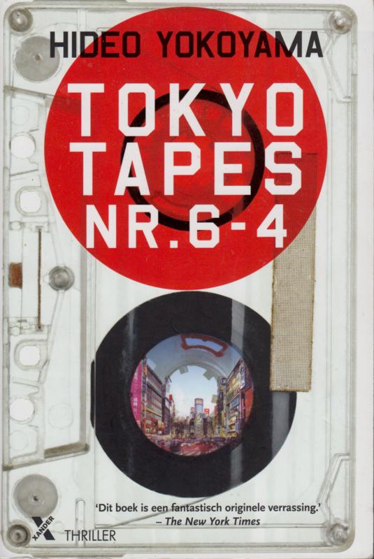 Tokyo tapes nr. 6-4, Hideo YokoYama