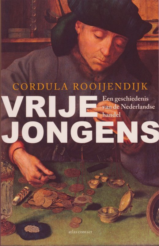 Vrije jongens, Cordula Rooijendijk