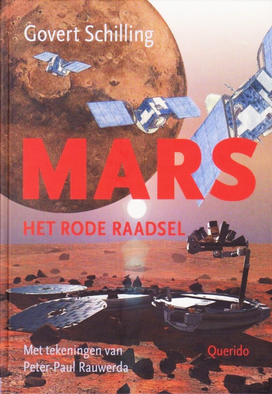 Mars, Govert Schilling