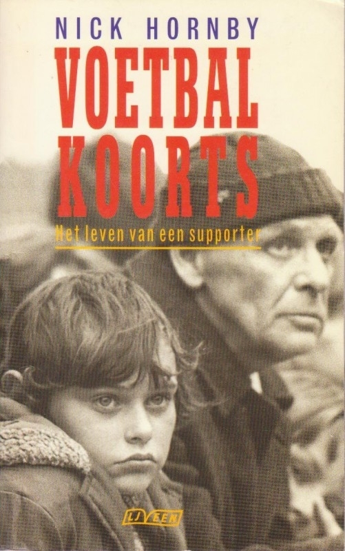 Voetbalkoorts, Nick Hornby
