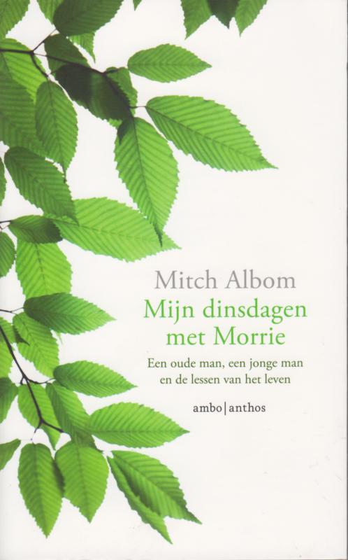 Mijn dinsdagen met Morrie, Mitch Albom