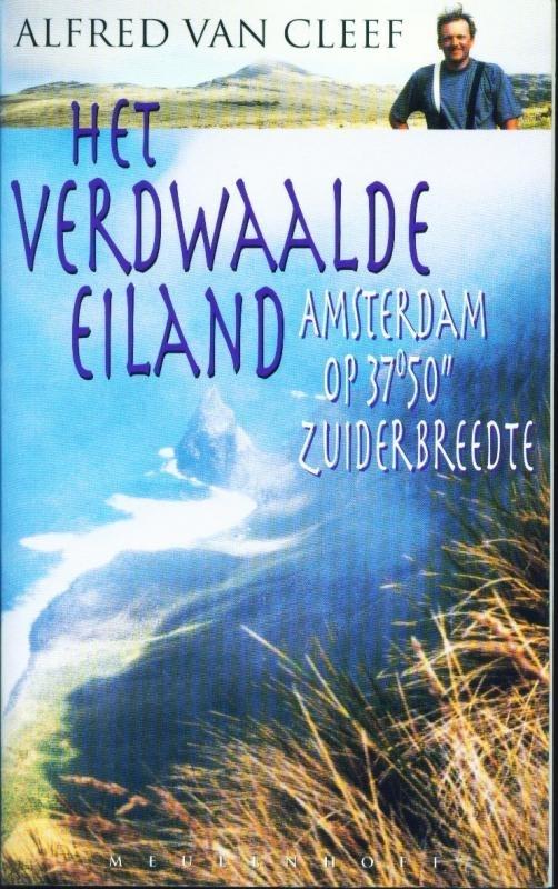 Het verdwaalde eiland, Alfred van Cleef