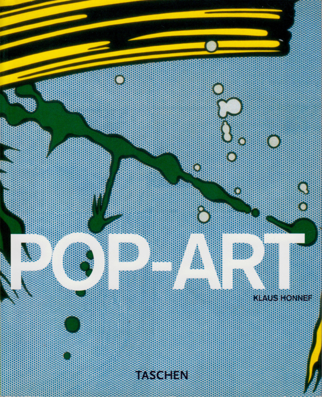 POP-ART, Klaus Honnef