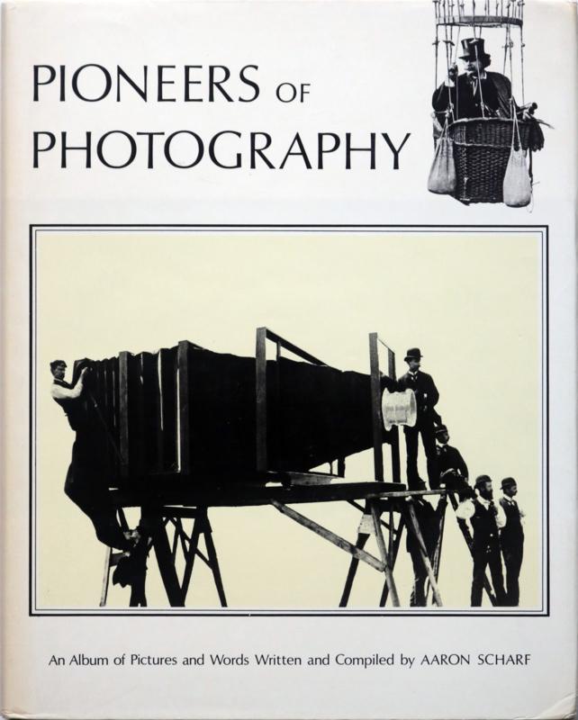 Pioneers of Photography, Aaron Scharf