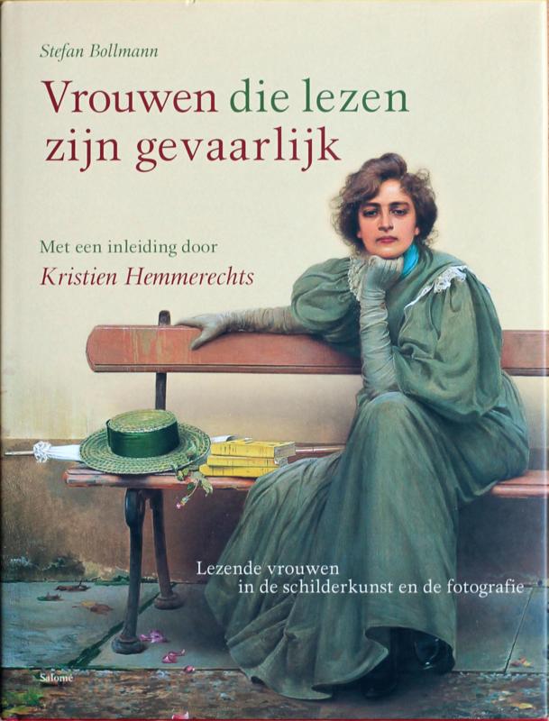 Vrouwen die lezen zijn gevaarlijk, Stefan Bollmann