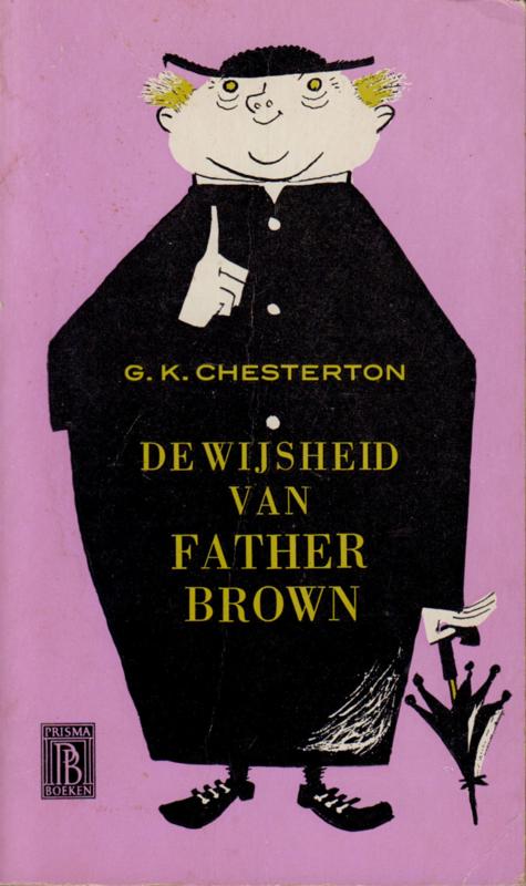 De wijsheid van Father Brown, G.K. Chesterton