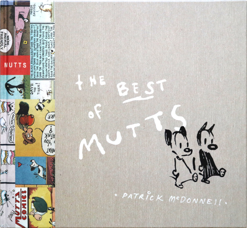The Best of MUTTS, Patrick McDonnell