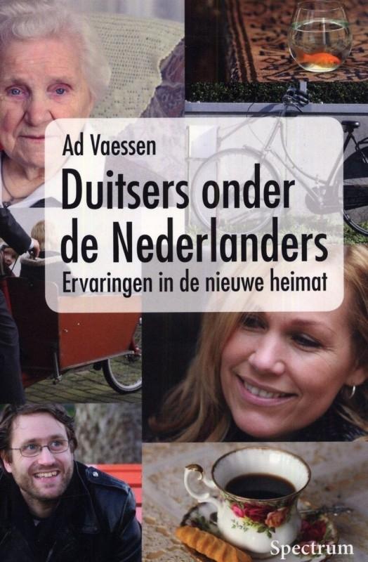 Duitsers onder de Nederlanders, Ad Vaessen, NIEUW BOEK