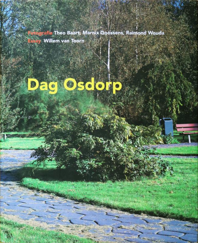 Dag Osdorp, Theo Baart, Marnix Goossens, Raimond Wouda en Willem van Toorn