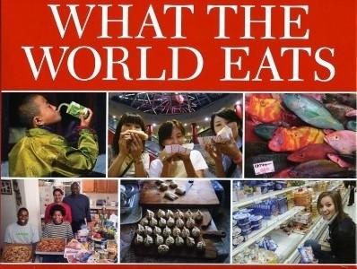 What the World Eats, Peter Menzel en Faith D'Aluisio, NIEUW BOEK