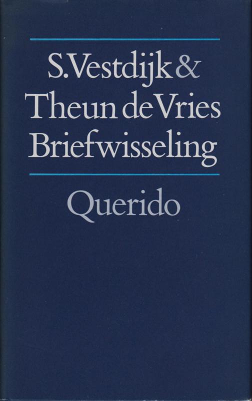 Briefwisseling, S. Vestdijk & Theun de Vries
