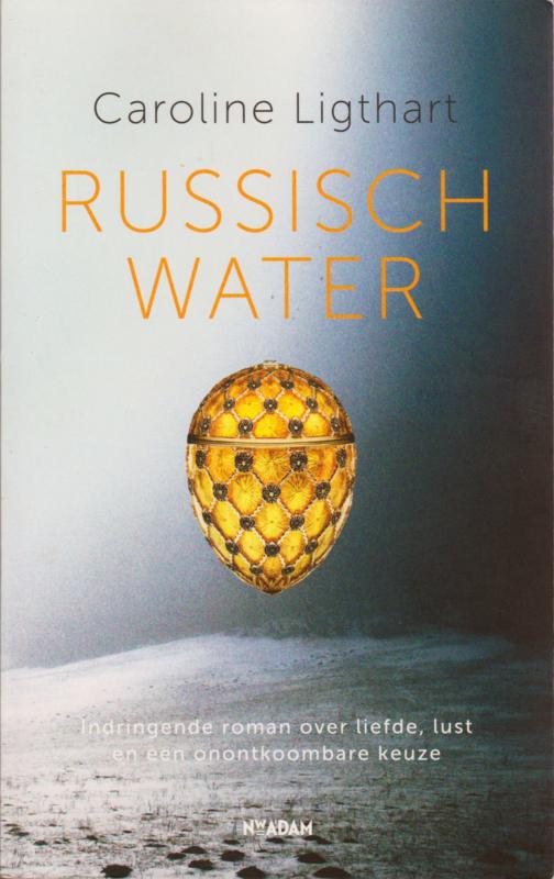 Russisch water, Caroline Ligthart