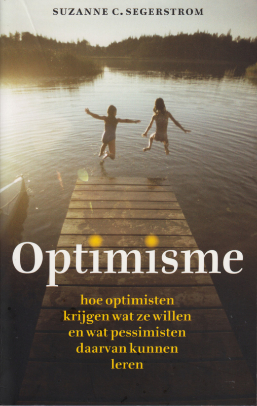 Optimisme, Suzanne C. Segerstrom