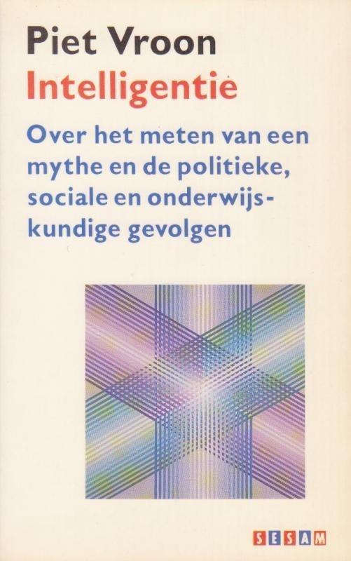 Intelligentie, Piet Vroon