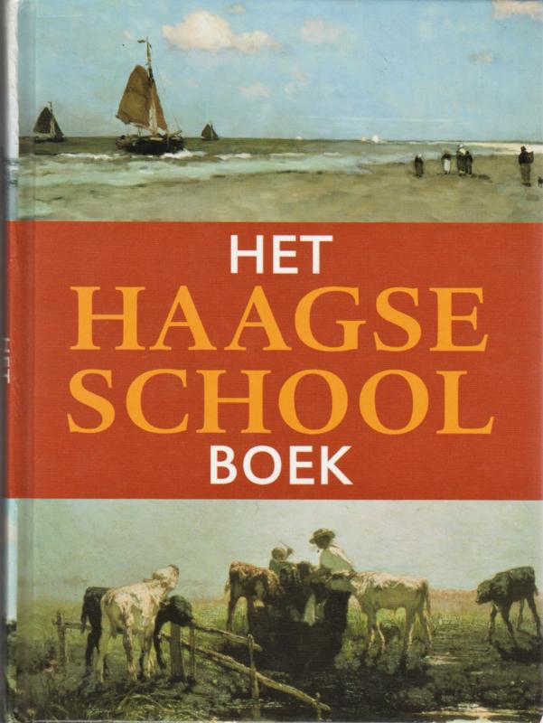 Het Haagse School boek, John Sillevis en Anne Tabak