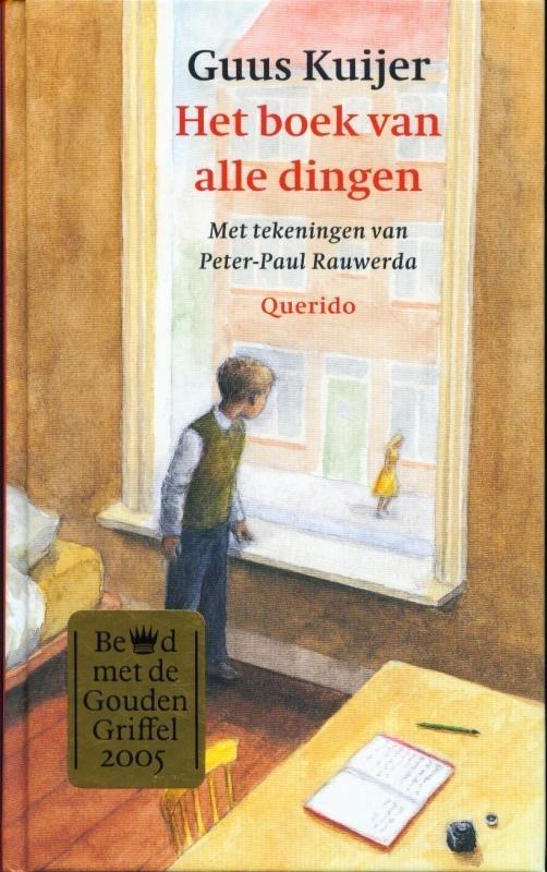 Het boek van alle dingen, Guus Kuijer, NIEUW BOEK