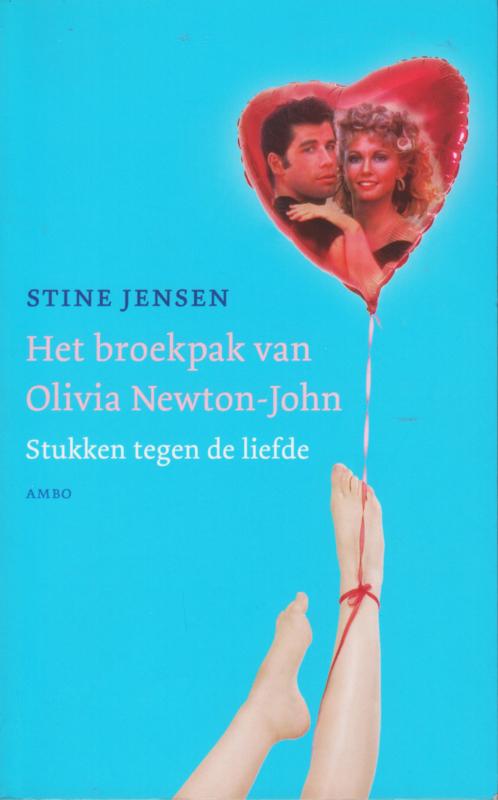 Het broekpak van Olivia Newton-John, Stine Jensen