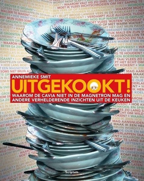 Uitgekookt!, Annemieke Smit, NIEUW BOEK