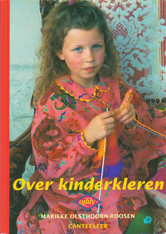 Over kinderkleren, Marieke Olsthoorn-Roosen
