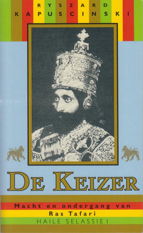 De Keizer, Ryszard Kapuscinski