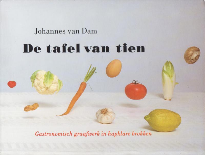 De tafel van tien, Johannes van Dam