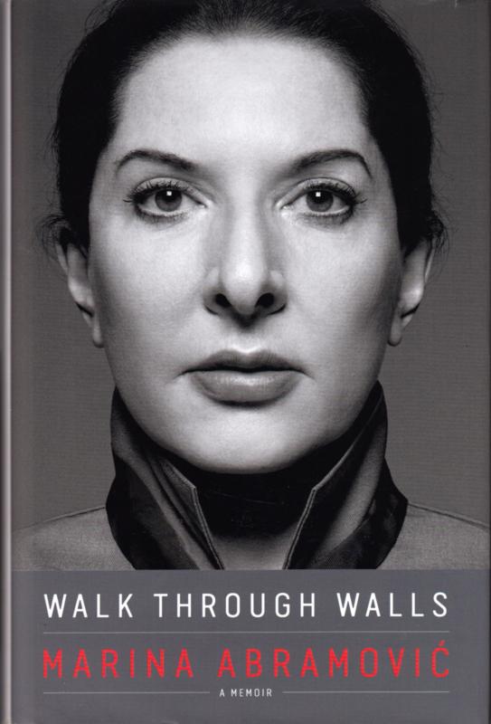 Walk Through Walls, Marina Abramovic