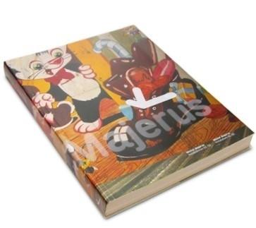 Michel Majerus, Installationen 92-02