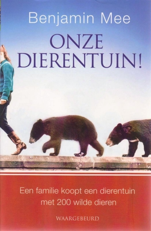 Onze dierentuin!, Benjamin Mee