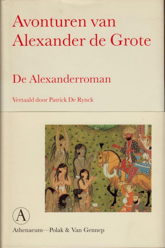 Avonturen van Alexander de Grote
