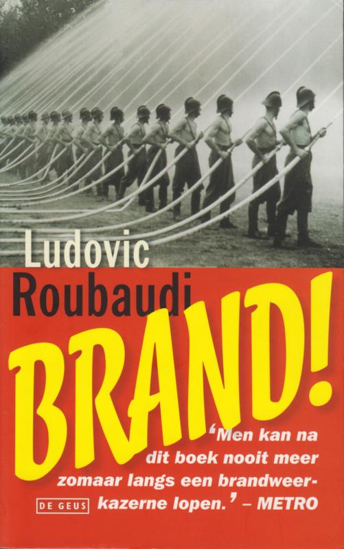 Brand!, Ludovic Roubaudi