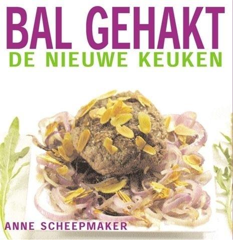 Bal gehakt, Anne Scheepmaker, NIEUW BOEK