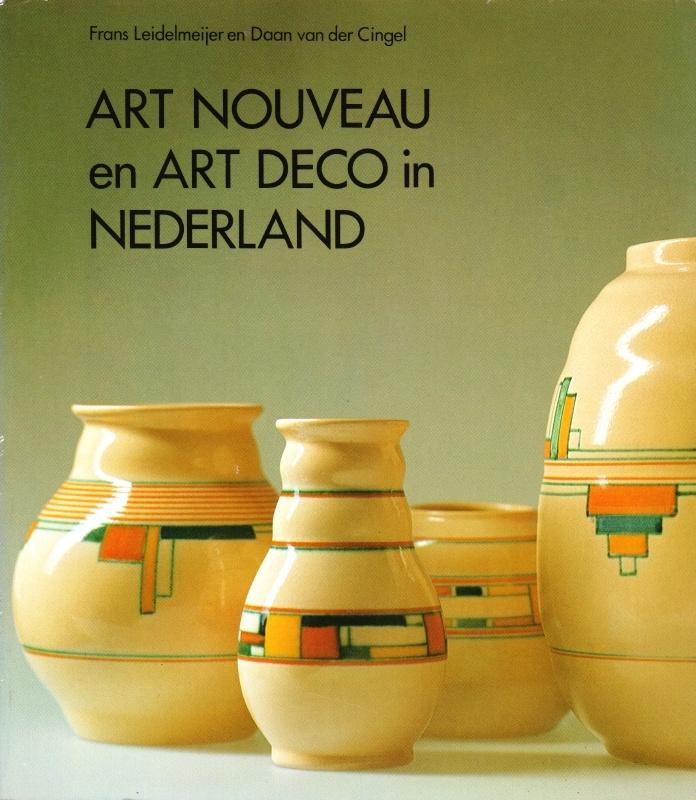Art nouveau en art deco in Nederland, Frans Leidelmeijer en Daan van der Cingel