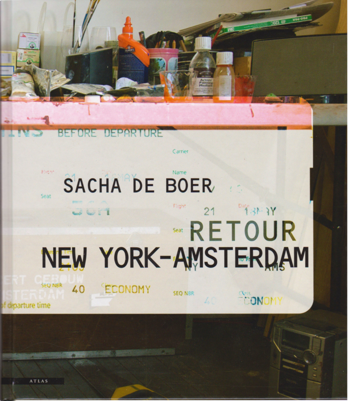 Retour New York-Amsterdam, Sacha de Boer