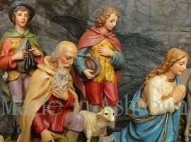Krst- N11: Kerstgroep Bv1 22 cm