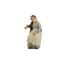 Kg11-5.9 Oude vrouw / Grootmoeder