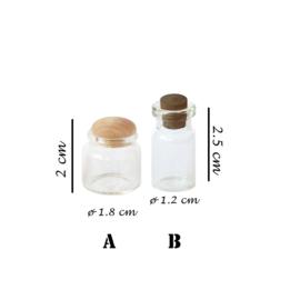 p-hh141: Weckfles / Weckpot (glas)