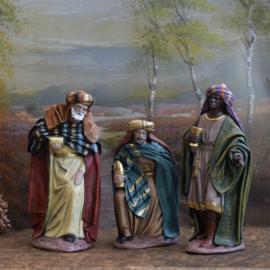 TCbld-1.10b: Drie koningen 14 - 17 cmH (3 dlg set)