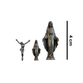 Bld-343 Mariabeeldje 2 / 4cm