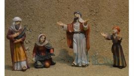 Ps10 Intocht Jeruzalem het volk juicht (4 dlg)