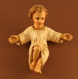 Krst-J30: Jezuskindje 11 cm