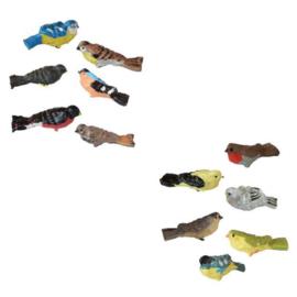 Dv102 Vogeltjes 1.5 cm (6 stks)
