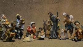 Kg9-00 Kerstgroep (11 dlg)