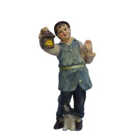 Kg9-3.01 Herbergier met lantaarn