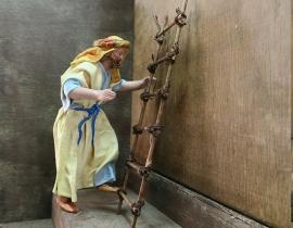 TCbld-5.30:  Herder op ladder