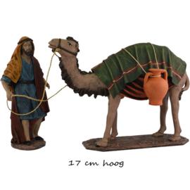 TCbld-1.01: Kameel met kamelendrijver