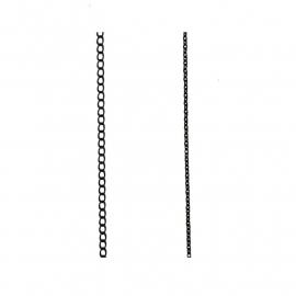 Ba-30g: Ketting 3 x 2 mm (per 50cm lengte)